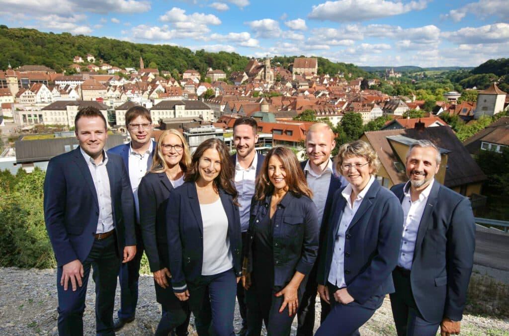 BEG Immobilien International Team