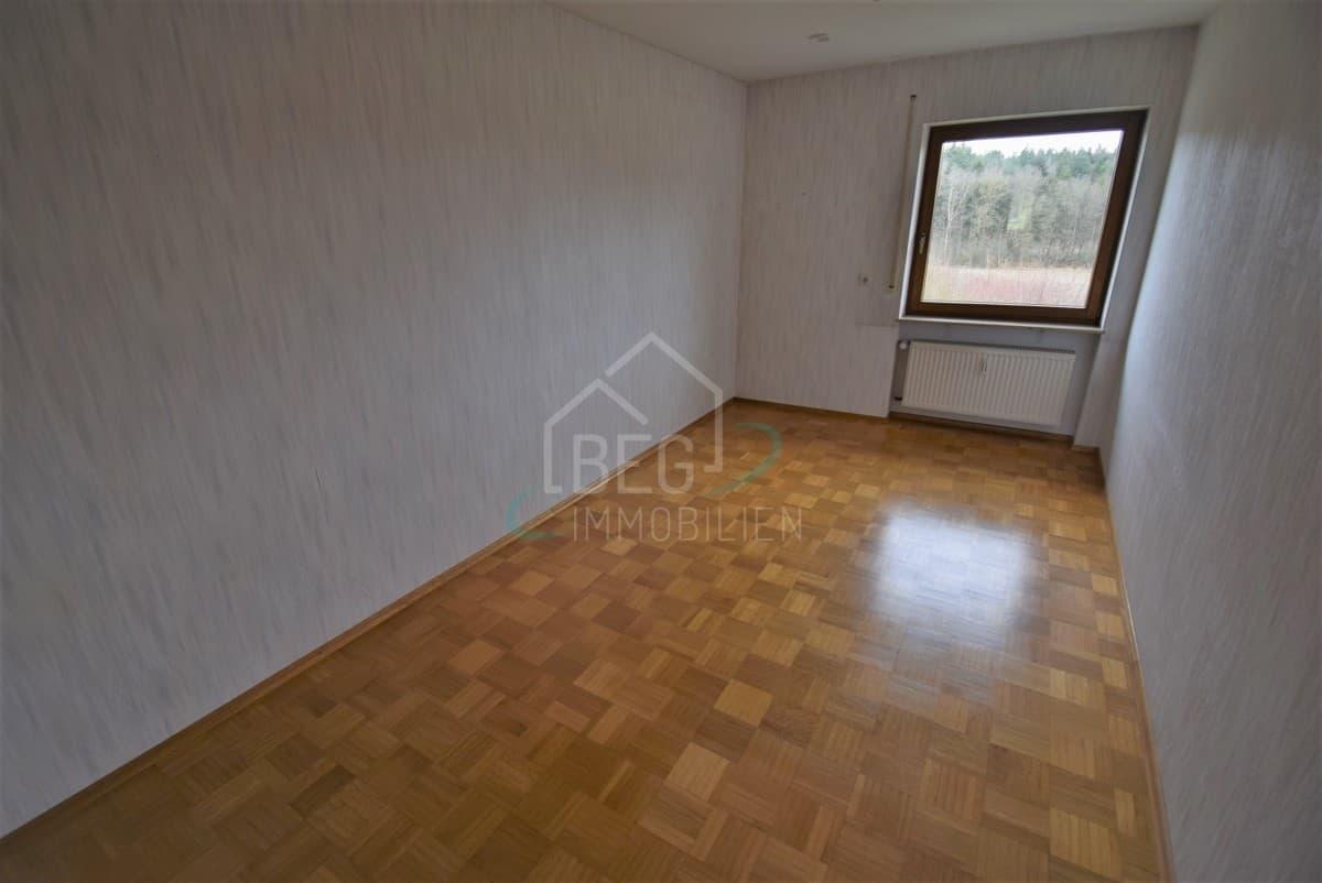 Wohnung links Schlafzimmer