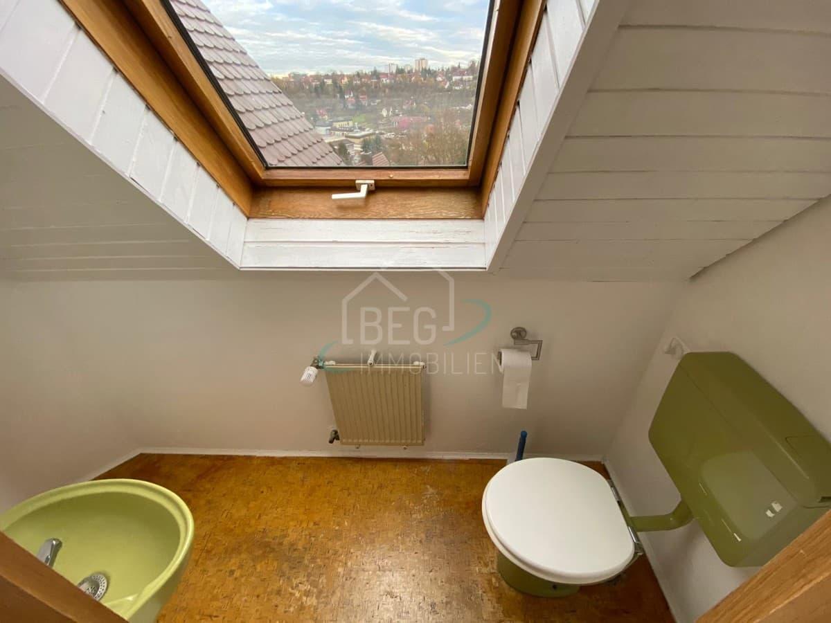 Dachgeschoss WC